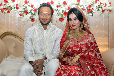 Shakib and shishir wedding