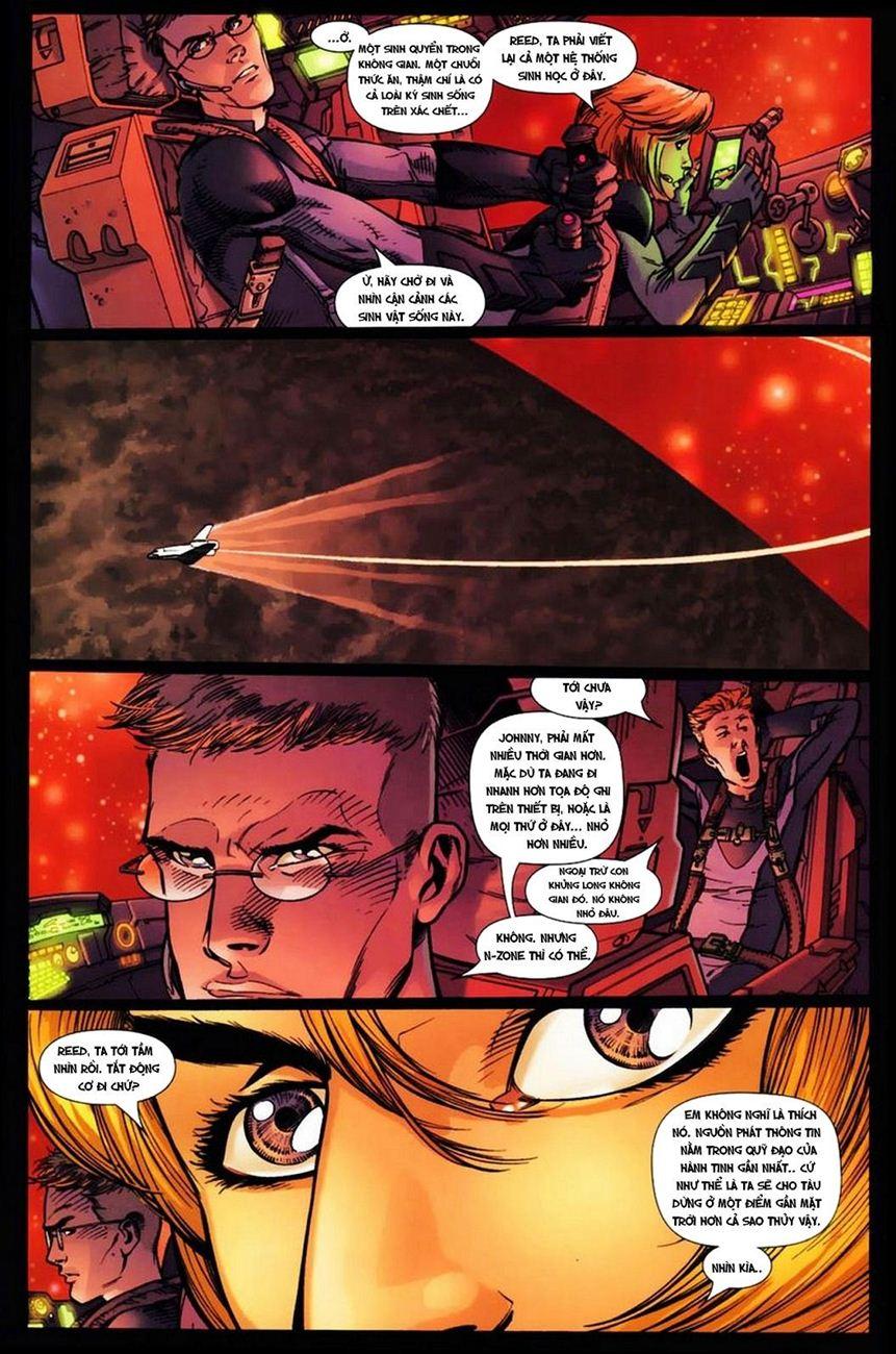 Ultimate Fantastic Four chap 15 - Trang 15