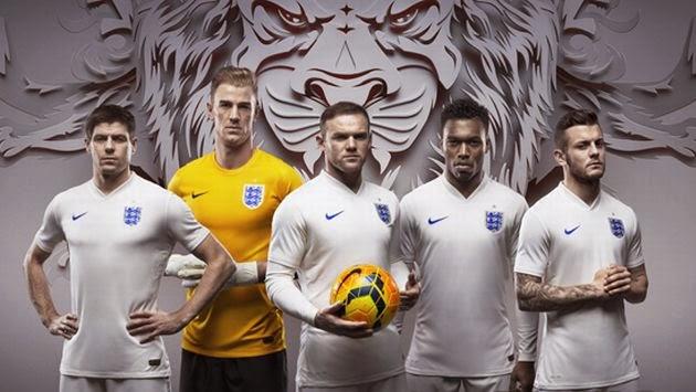 Nike le pagará un plus a Inglaterra si logra ser Campeón del Mundo