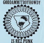 Goddammithowdy is Rez Punk