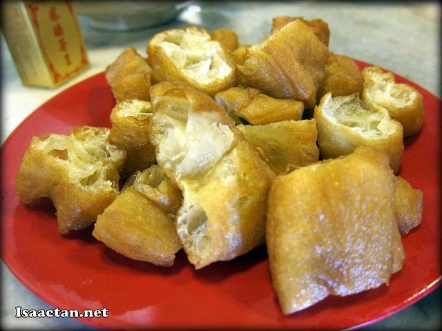 Fried You Tiou - RM1.50