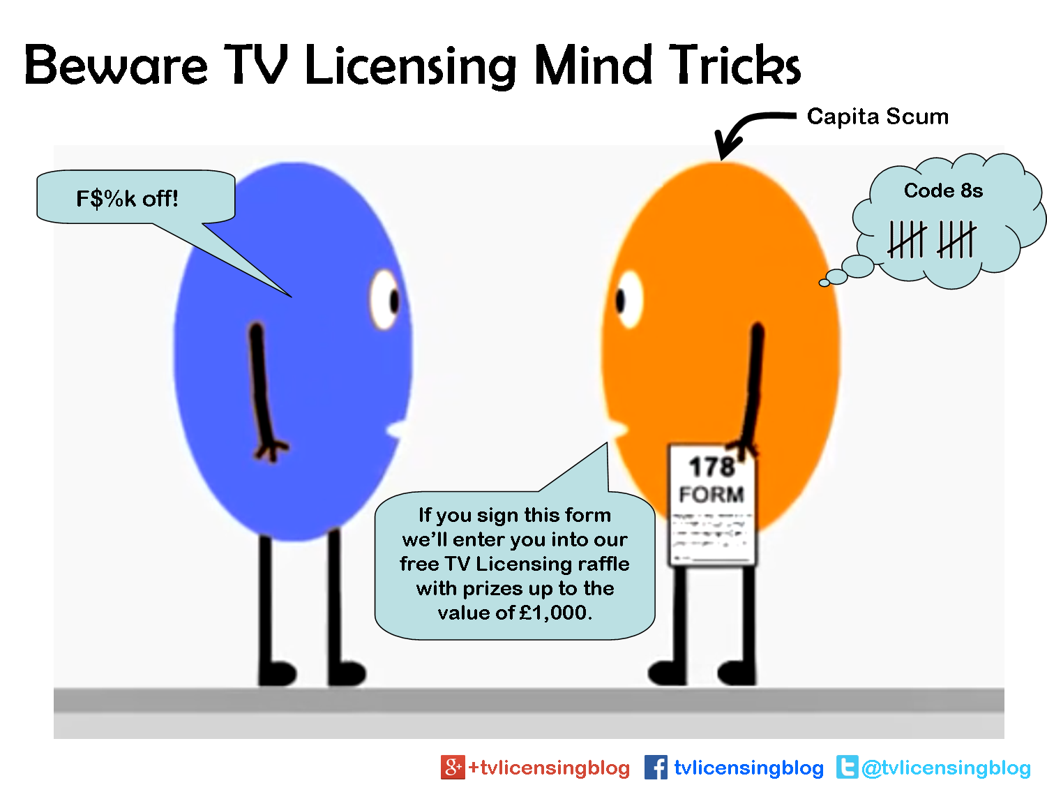 TV Licensing Tricks