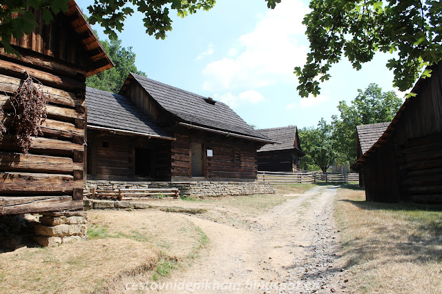 Valašská dědina // Moravian Wallachia Village open-air museum