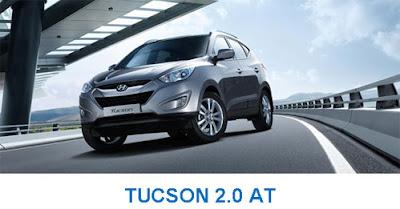 TUCSON 2.0 AT: Hyundai Ben Thanh - Vina