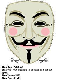 Anonymous : Radicalement votre
