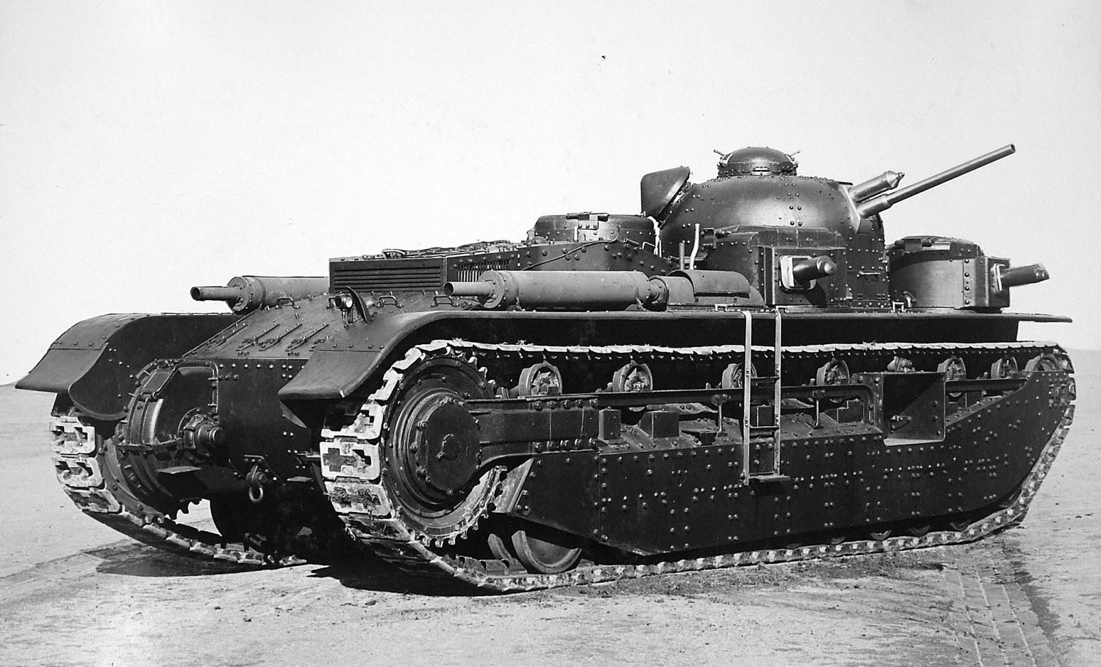 Independent танк