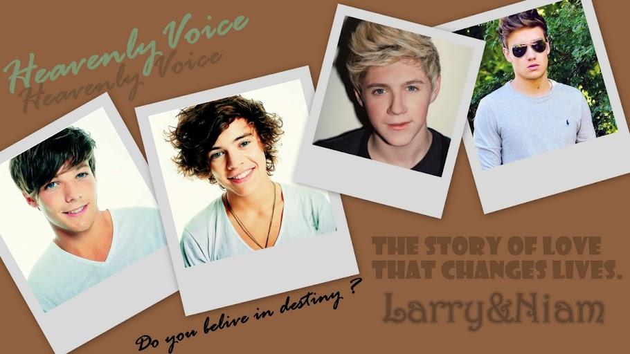 Heavenly voice.