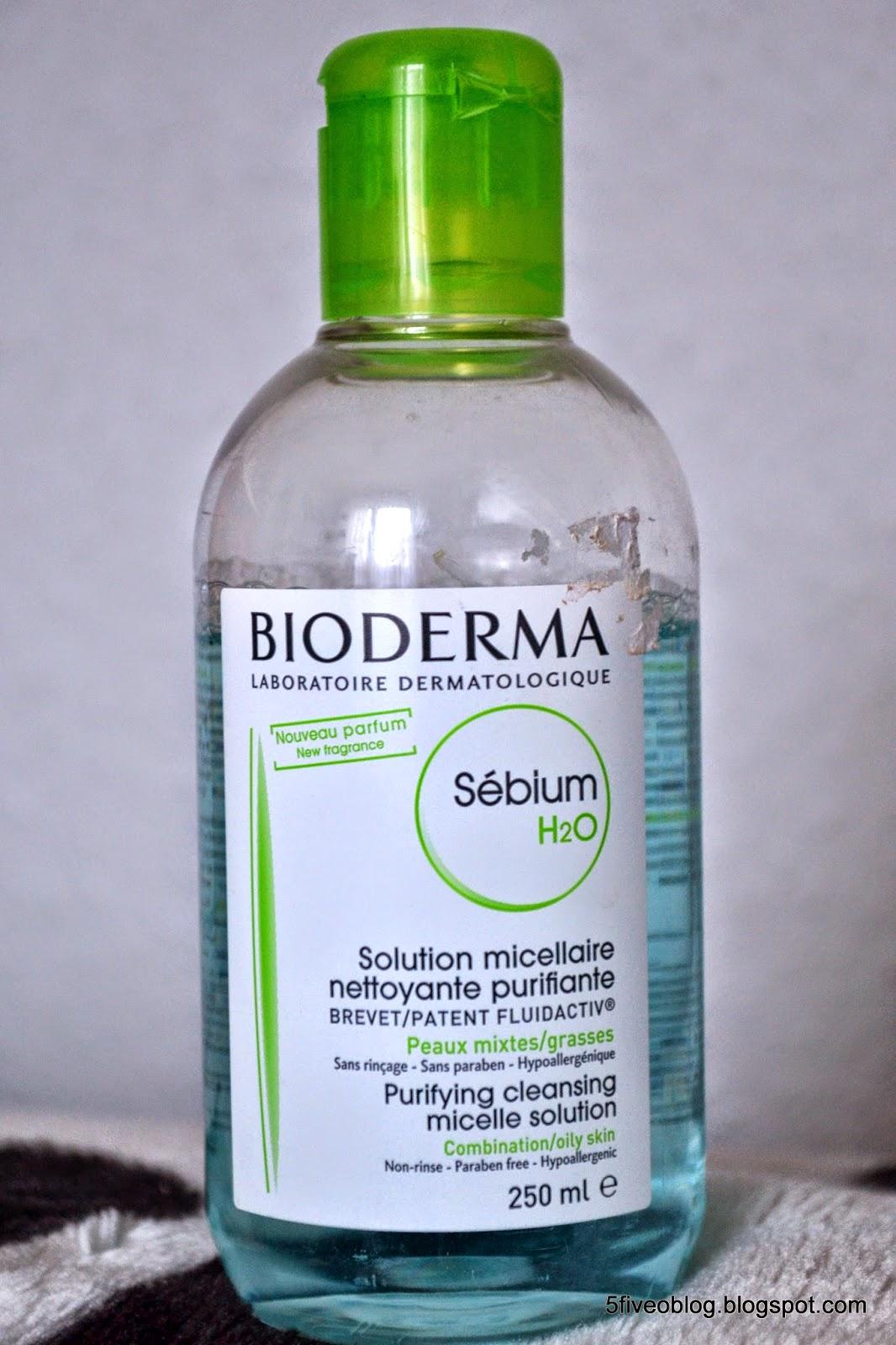 Bioderma - Sebium H2O. Antybakteryjny micel.