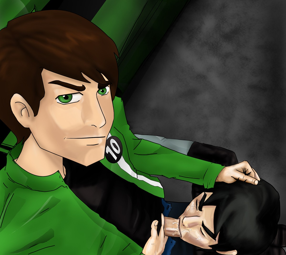 from Rohan gay ben10