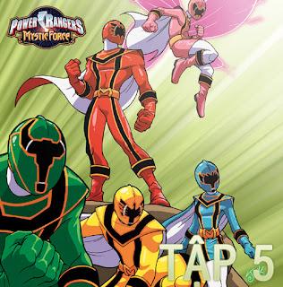 Vietsub Power Rangers Mystic Force