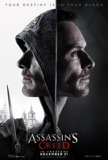 Assassin's Creed Dublado Online