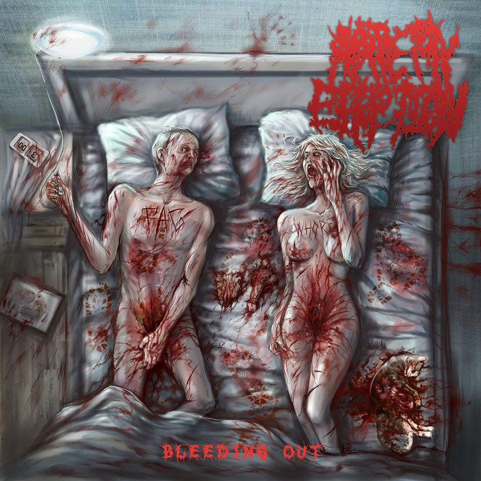 Artery Eruption - Bleeding Out (2015)