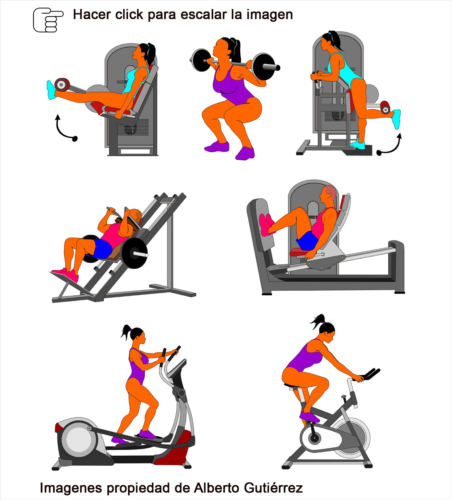 FITNESS CLIPART