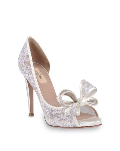 so fab shoes valentino fab white bow shoes for bride