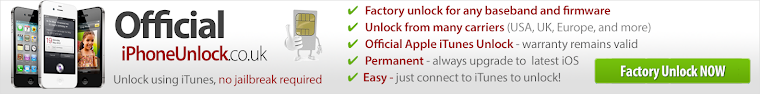 Factory unlock iPhone 4 4s 5 and more - Click Here for the official way