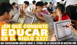 ¿Para qué futuro educamos? o Cómo educar en el siglo XXI.
