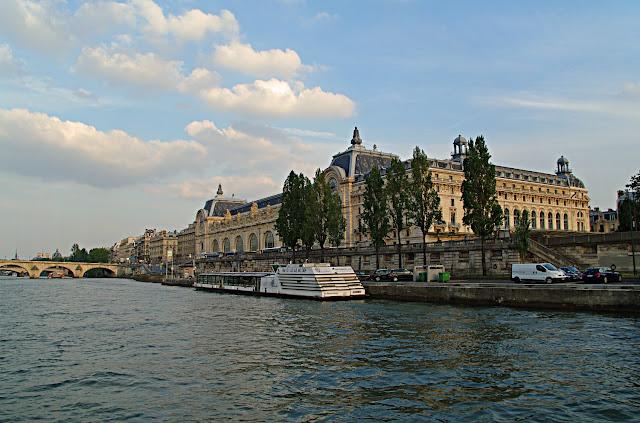 Croisière sur la Seine Paris images