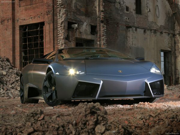 Lamborghini Reventon luxury car
