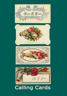 Calling Cards by Sample Board Online
