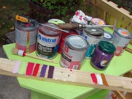 Como Hacer un Perchero con Palets Reciclados
