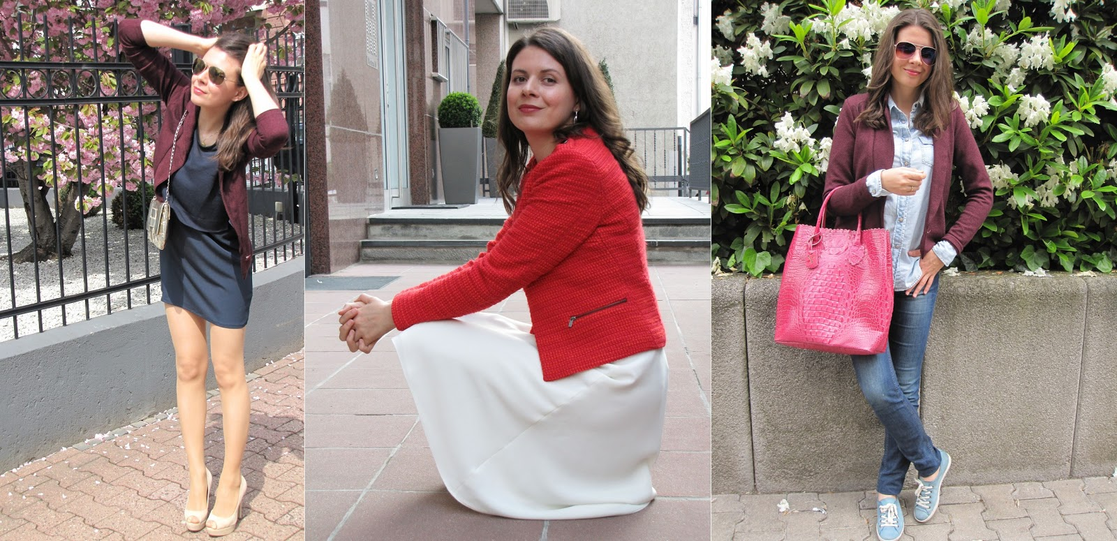 Fashion blogger from Frankfurt am Main