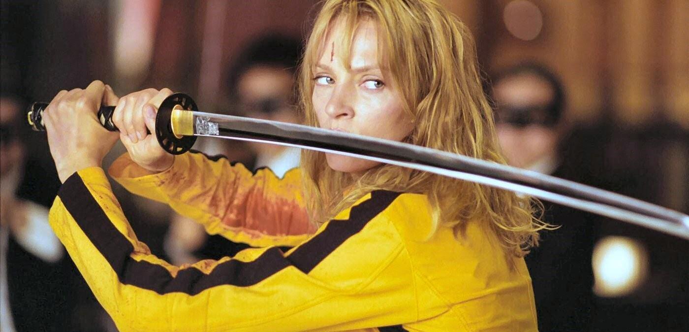 Versão estendida de Kill Bill pode chegar aos cinemas em 2015