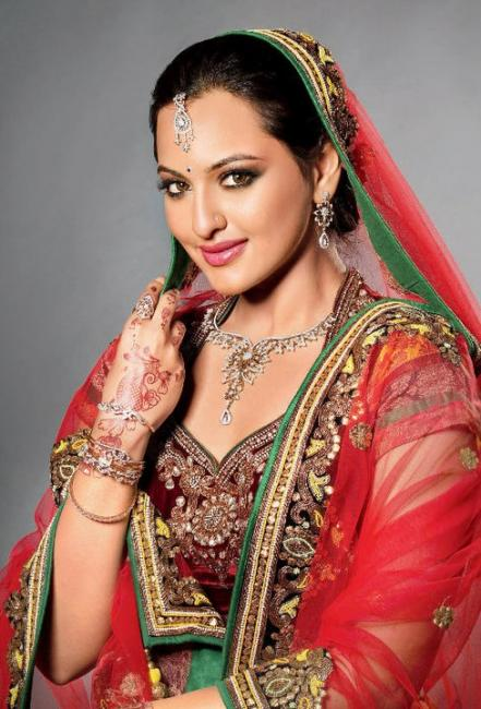 Sonakshi Sinha for D&#39;dmas Jewellery - Sonakshi Sinha for D&#39;dmas Jewellery
