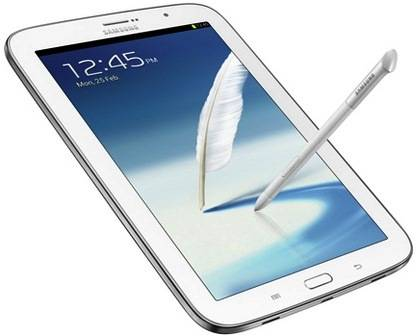 Tablet Galaxy Note 8