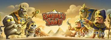 Free Download Empires of Sand Android | Strategic Defense and Attack