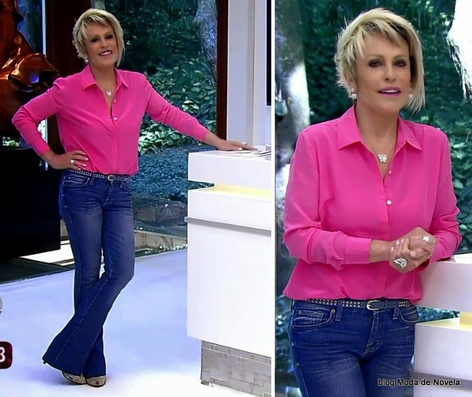 O estilo de Ana Maria Braga, fotos, looks e dicas