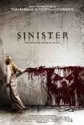 فيلم Sinister رعب