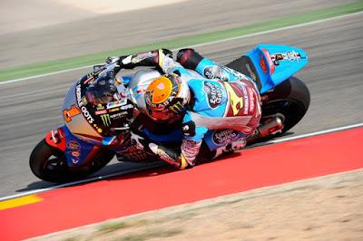 Hasil Lengkap Race Moto2 Aragon, Spanyol 2015