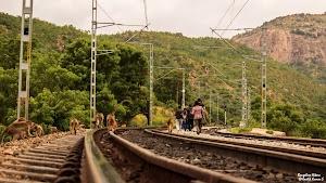 Railway trekking, Makalidurga