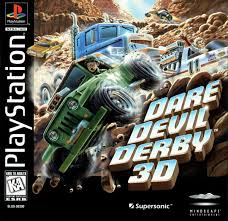 Download Dare Devil Derby 3D Games PS1 ISO For PC Full Version Free Kuya028