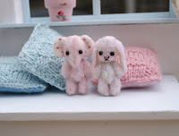 Tiny Hand Sewn Cuties :)