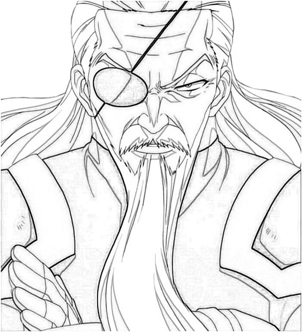 Hades god of war coloring pages coloring pages for Hades coloring page