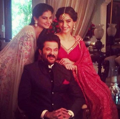 Sonam Kapoor family tree image