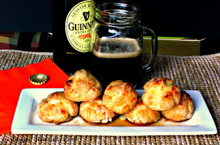 Winelady Cooks: Gougeres With Beer - GYCO