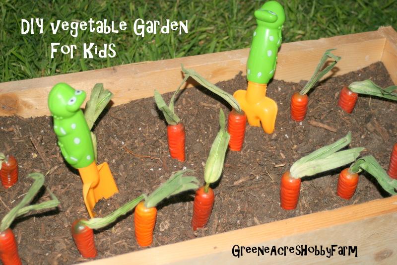 vegetable garden ideas for kids - Vegetable Garden Ideas For Kids