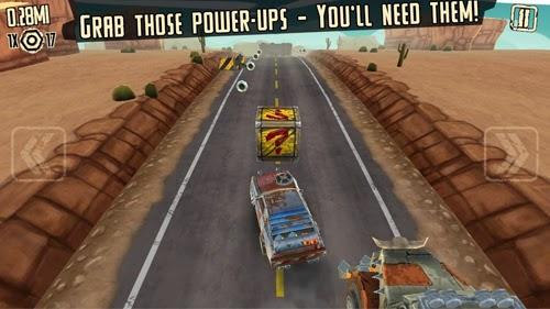 Baixar Jogo Para Celular Android Mad Road Driver