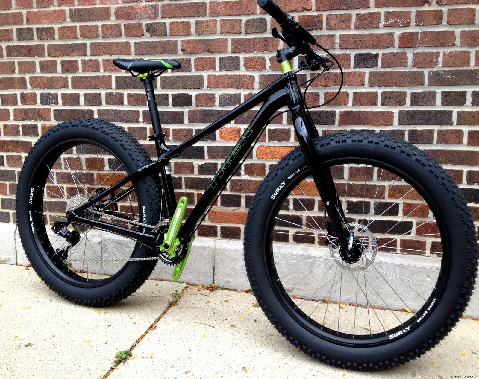 Trek Fat Tire Mountain Bikes