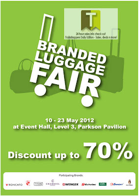 Branded Luggage Fair