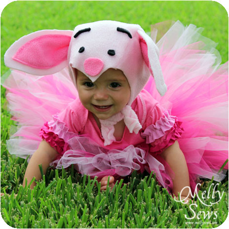 how to sew a piglet costume