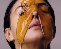 μέλι,επιδερμίδα,γυναίκα,υγεία