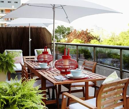 Ev dekorasyon hob balkon dekorasyonu for Decorar mi terraza