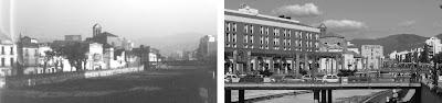 Málaga: Pasillo de Santo Domingo 1970-2011
