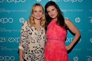 Kristen Bell & Idina Menzel - For the First Time In Forever