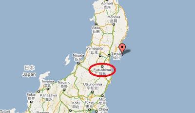 epicentro terremoto japon 7 abril 2011