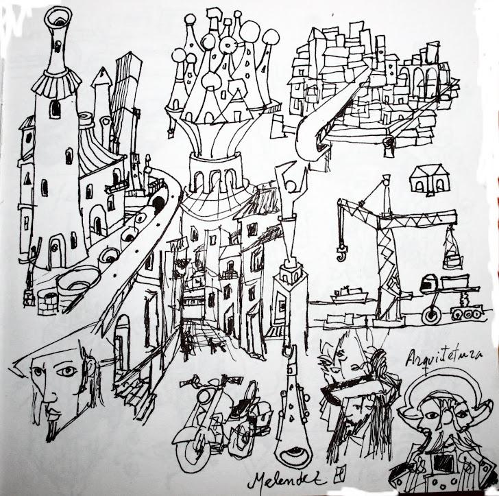 Dibujos bocetos 3