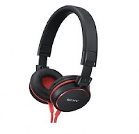 Buy Sony MDR-ZX600 AP/B On Ear Headphones with mic at Rs.1619 : Buytoearn
